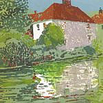 House Across the Stour
