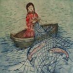 Knitting for Salmon