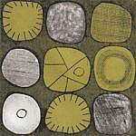 Nine Roundish Things